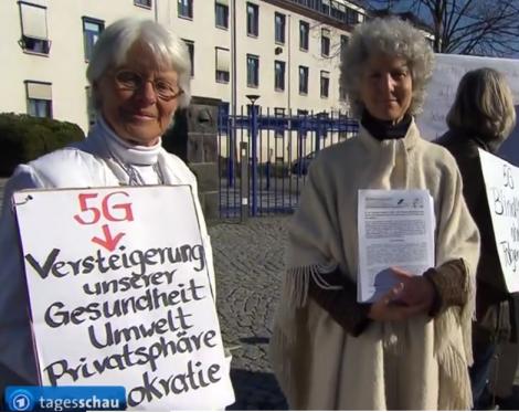 Ärztlicher und gesundheitspolitischer Protest in Mainz